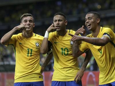 Philippe Coutinho, Neymar a