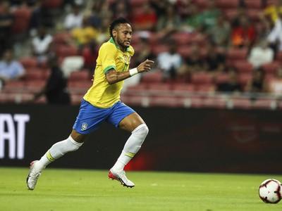 Neymar sa stal najmladším