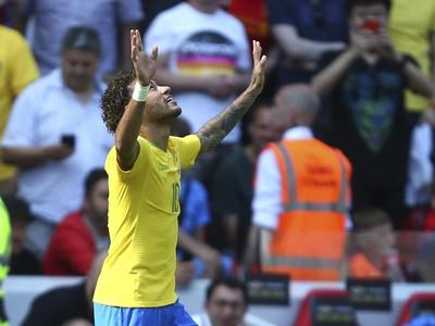 Neymar a jeho gólové oslavy