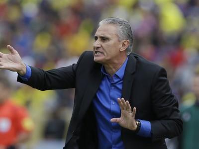 Brazílsky tréner Tite