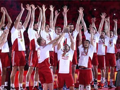 Volejbalisti Poľska ukončili ziskom
