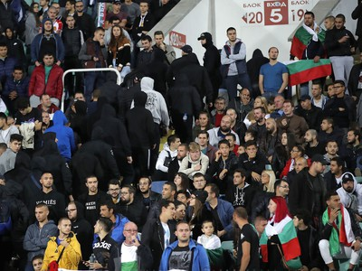 Fanúšikovia Bulharska
