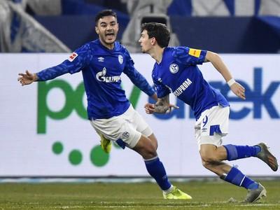 Benito Raman sa raduje z gólu
