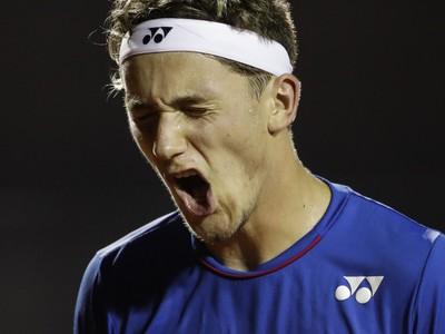 Casper Ruud, nórsky tenisový
