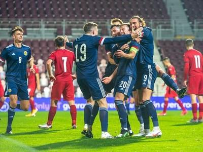 Českí futbalisti nestačili na