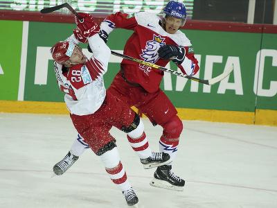 Emil Kristensen a David Sklenička v súboji