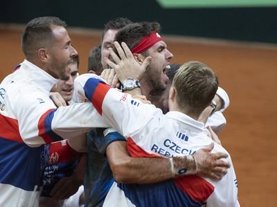 Oslavy českého tímu
