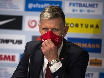 Tréner českej reprezentácie Jaroslav