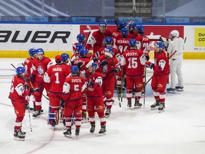 Česká dvadsiatka oslavuje víťazstvo