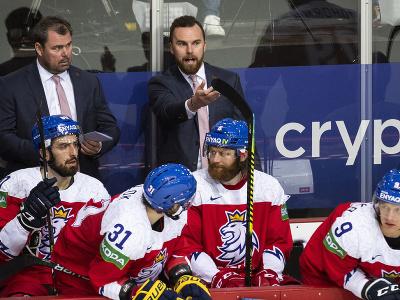 Striedačka českej hokejovej reprezentácie
