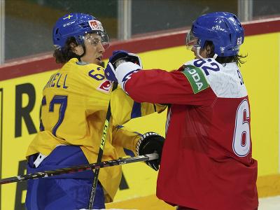Rickard Rakell a Andrej