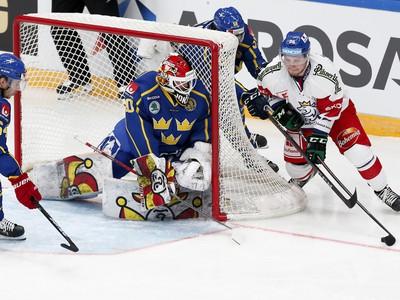 Česi porazili Tre Kronor