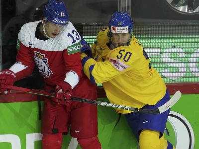 Viktor Loov a Jakub Vrána