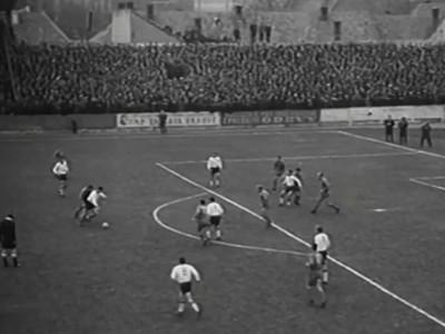 Spomienka na československý futbal