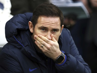 Frank Lampard v súboji