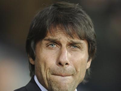 Tréner Chelsea Antonio Conte