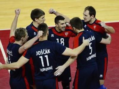 Volejbalisti Humenného vo finále