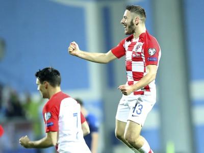 Nikola Vlašič a jeho gólové oslavy