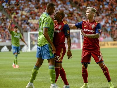 Real Salt Lake vydrel výhru v závere