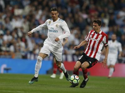 Cristiano Ronaldo a Ander