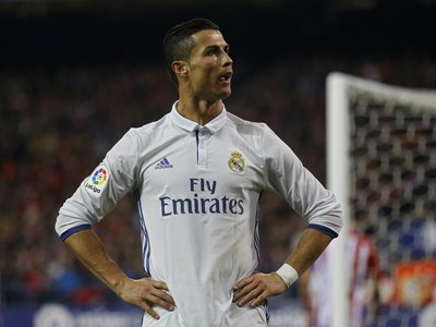 Opora Realu Madrid Cristiano