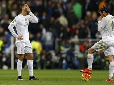 Gareth Bale a Cristiano