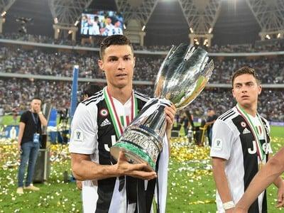 Cristiano Ronaldo získal s