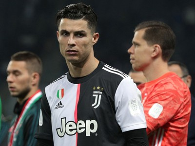 Frustrovaný Cristiano Ronaldo neskrýval po neúspešnom Superpohári sklamanie