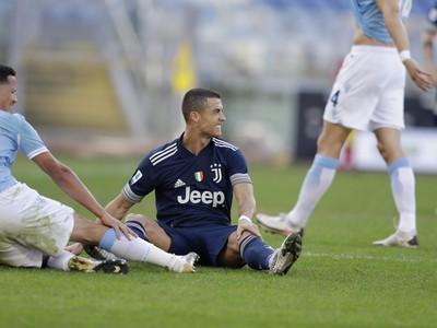 Cristiano Ronaldo musel nútene striedať