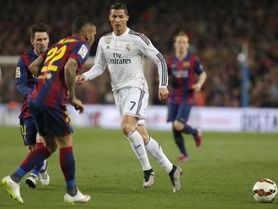 Lionel Messi, Cristiano Ronaldo a Daniel Alves
