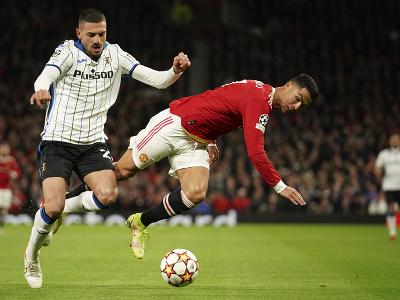 Cristiano Ronaldo a Merih