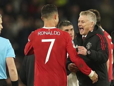 Cristiano Ronaldo a Ole