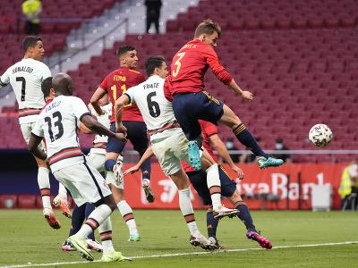 Španielsky obranca Diego Llorente