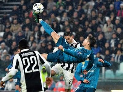 Cristiano Ronaldo predviedol nádherné