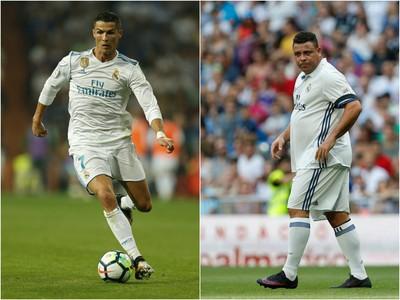 Cristiano Ronaldo a Ronaldo