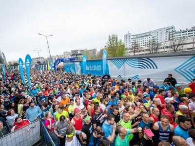 Bratislavský maratón vyhrali Poliak