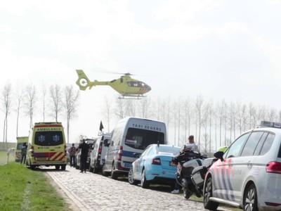 Holandského cyklistu Robberta de