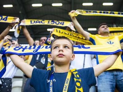 Fanúšikovia DAC Dunajská Streda