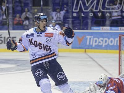 Dalibor Bortňák z HC Košice