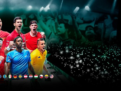 Finále Davis Cupu 2020