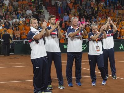 Český daviscupový tím