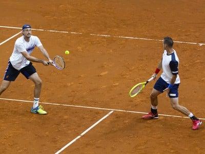 Filip Polášek a Igor