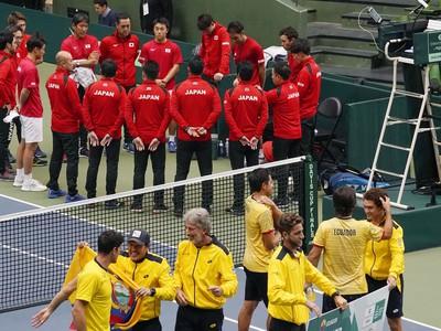 Radosť hráčov Ekvádora, ktorí