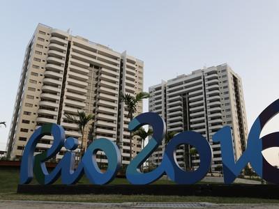 Olympijská dedina v brazílskom