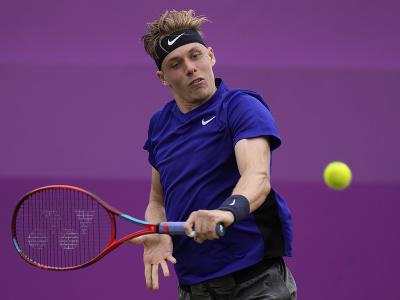 Kanadský tenista Denis Shapovalov
