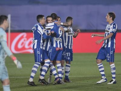 Hráči Deportiva Alavés a