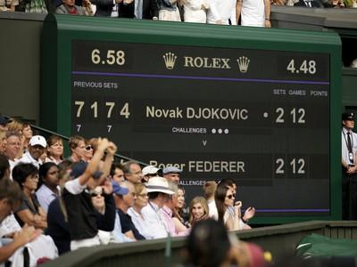 Najdlhší zápas finále Wimbledonu v histórii