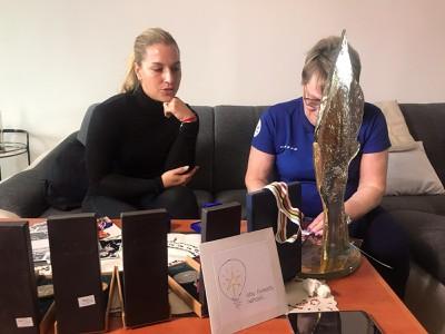 Dominika Cibulková pomáha so svojou nadáciou Aby hviezdy nehasli bývalým športovcom