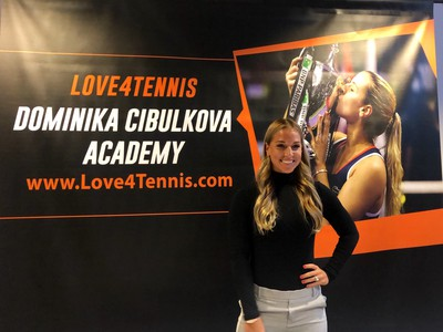Dominika Cibulková sa spojila