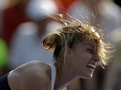 Mladá americká tenistka Catherine